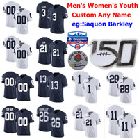 Wholesale trace mcsorley jersey resale online - Penn State Nittany Lions College Football Jerseys Franco Harris Jersey Jack Ham Paul Posluszny Trace McSorley Gross Matos Custom Stitched