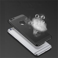 Wholesale cool water cooled pcs online - Breathing Cooling Phone Cases For iPhone Plus Hard PC Back Cover Shell For iPhone X XR XS MAX Samsung S9