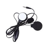 dispositivo mp4 venda por atacado-Atacado-MotoMotorbike Motocicleta fone de ouvido estéreo fone de ouvido estéreo de esporte para MP3 MP4 GPS dispositivo de música de telefone