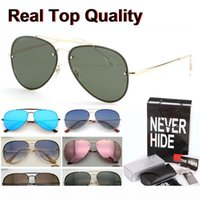Wholesale accessories plastic packaging online – deals Top Quality Brand designer sunglasses for women men fashion sun glasses oculos de sol with original box packages accessories everything