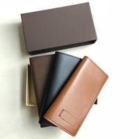 große brieftaschen für männer großhandel-bill fold Hochwertige Marke Geldbörse Frauen Handtaschen Designer große Kapazität Brieftasche Mode Brieftasche Classic Kreditkarteninhaber Männer Brieftaschen