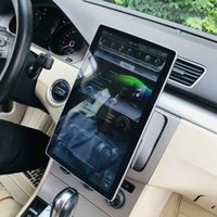 celulares chineses à venda venda por atacado-12.8 polegadas Android 8.1 Car Stereo Radio 2 Din IPS Touch Screen 2 carros / 4G + 32G FM AM Radio WIFI 3G 4G GPS Navigation Multimedia Player dvd
