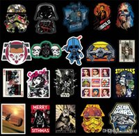 Wholesale gift sets decals online - 100pcs DIY stickers decorations star Movie Stickers star toys pasters fans decals scrapbooking phone waterproof cartoon accessories gifts