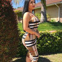 casual clothing apparel 도매-Womens Summer Bodycon 섹시한 드레스 특종 목 소매 민소매 캐주얼 의류 나이트 클럽 비치 스타일 Feamle Apparel