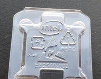 intel i5 cpu achat en gros de-Livraison gratuite 100 pcs CPU Titulaire De La Boîte En Plastique Protection Box Shell Conteneur Pour Socket intel 775 i3 i5 i7