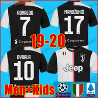 c2d643b7a Wholesale sporting shirts online - Thailand Juventus soccer jersey football  shirt RONALDO uniforms champions Bernardeschi DYBALA Find Similar