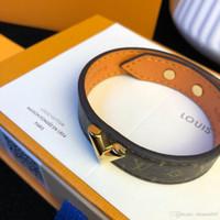 kapı mücevheratı toptan satış-Klasik moda tasarımcısı takı gül altın bilezik, orijinal ambalaj kutusu ile, high-end hediye seçimi, ücretsiz kapıdan kapıya teslim 55