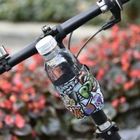suporte de bicicleta portátil venda por atacado-Titular da xícara de bicicleta titular wattle copo portátil ultra-leve garrafa de bicicleta ao ar livre acessórios de ciclismo destacável # 262921