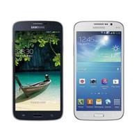 samsung'un cep telefonları açıldı toptan satış-Yenilenmiş Samsung Galaxy Mega 5.8 I9152 Cep Telefonu 5.8