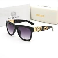 ingrosso negozio di vetri di alta qualità-Nuovi occhiali da sole donne uomini telaio designer di alta qualità 426-2 occhiali da sole signora guida shopping occhiali spedizione gratuita