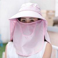 45a281850 Wholesale Hats Sun Protection Face Cover - Buy Cheap Hats Sun ...