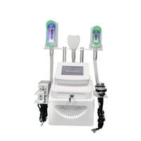 melhor cavitação ultra-sônica venda por atacado-melhor máquina do cryolipolysis Máquina de congelação gorda fria do emagrecimento do cryolipolysis de Lipo com ultra-sônico laser do lipo do rf da cavitação