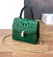 marke genannt leder schultertaschen großhandel-Su Gao Designer Handtasche Luxus Damen Ledertasche PU Leder Kette Handtasche 2019 Mode wilden Markennamen Markennamen Umhängetasche hohe Qualität