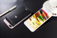 mobil tv şovları toptan satış-Çekirdek 6.0 Parmak Izi Tam Cnc 4g Istihbarat Cep Telefonu Büyük Ekran 6 Inç Bize Göster 128g + Dahili Bellek İstihbarat Cep Telefonu