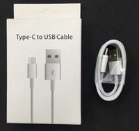 android kabel-boxen großhandel-OEM A ++++ Qualität 1M 3Ft Micro USB Sync Datenkabel Ladekabel Ladegerät mit Kleinkasten für Android-Handy Samsung S10 S9 S8 S7 Note 9 8 7