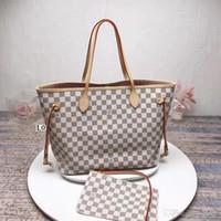 sac occasionnel pour affaires achat en gros de-Sacs à cosmétiques pour femmes Wholeslae en cuir PU marque de mode classique Business Handbags Clutch Casual Tote Shoulder Bag L40156