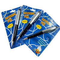 Shock Pen April Fool's Day Trick Make Your Friends Laugh with Electric Shocking Practical Joke Toys That Really Write