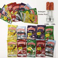 Wholesale disposable cartridges resale online - DABWOODS Carts Packaging Flavor Bag ml ml TH205 Ceramic Coil Wood Drip Tip Disposable Vape Cartridges Empty Oil Atomizers Vaporizer