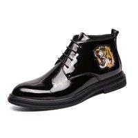 b970c1f9ca3 Обувь мужская мода повседневная обувь больших размеров весна и осень  молодежные плоские ботинки код 38-45 2019 горячая распродажа D08808