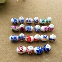 bracelets de perles de polymère d'argile achat en gros de-Perles breloques ifor Bracelet bricolage doux Fimo Perles en argile polymère Charmes dignes d'un bracelet et d'un collier Breloques perles