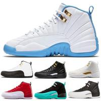 b6dea65f082 Wholesale retro 12 for sale - Group buy 2019 XII Mens Basketball Shoes Wntr  PRM CNY