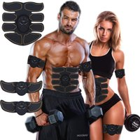 Wholesale Ems Muscle Stimulator Wireless Abs Electronic Muscle Toner Suit Ems Trainers Toning Belt