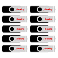 Black 10PCS 16GB OTG USB 2.0 Flash Drive Rotating Dual USB Thumb Drive Memory Stick Pen Storage for Computer Android Smartphone Tablet