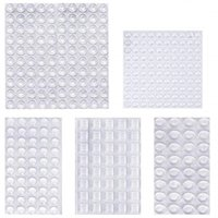 af549bcba53 Wholesale self adhesive rubber pads online - Clear Rubber Feet Bumpers Pads  Self Adhesive Transparent Stick