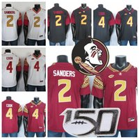 Wholesale deion sanders florida state jersey resale online - Florida State Seminoles Jerseys4 Dalvin Cook Jerseys Deion Sanders NCAA FSU College Football Jersey Black Red White Stitched TH