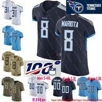 d98945e3abb Wholesale elite jerseys for sale - 100th anniversary custom Men Youth women  Tannehill Marcus Mariota Kevin