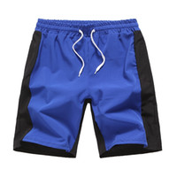 мужское нижнее белье оптовых-Men's Fashion Breathable Swim Trunks Pants Swimwear Shorts Slim Wear Underwear Color Beach Shorts Comfortable Shorts