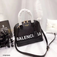 ingrosso borse belle donne-Fashion So beautiful Fashion shop stampa originality logo bag alta capacità shopping bags 2018 new style shopping bags Borse donna