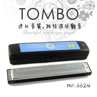 Wholesale harmonica tuned c resale online - Japan TOMBO Harmonica High Level Play for Beginner Adult Children Polyphonic C Tune Hole Harmonica