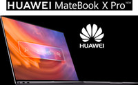 Wholesale huawei laptops for sale - Group buy 2020 Best HUAWEI MateBook X Pro new Inch Laptop Notebook PC With th Generation Intel i5 i7 Processor GB Ram GB SSD