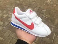 ingrosso scarpe classiche-2018 Scarpe da corsa per bambini di alta qualità da jogging Scarpe casual di tela da ginnastica Design classico per bambini Sneakers sportive