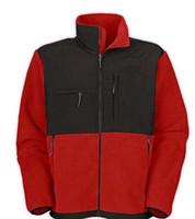 chaquetas de ápice al por mayor-La mejor venta caliente del invierno del norte para hombre Denali Apex Bionic chaquetas al aire libre Casual SoftShell caliente impermeable a prueba de viento transpirable cara de esquí capa hombres