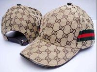 Wholesale fashion designer hats resale online - 2019 Newets Fashion Hot sales classic Designer Mens Baseball Caps Brand Hats Gold Embroidered Men Women leisure Casquette Sun Hat Sports Cap