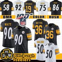 ingrosso 36 jersey-Pittsburgh Jersey 90 T.J. Watt Steeler 86 Hines Ward 75 Joe Greene Terrell Edmunds 36 Jerome Bettis 50 Ryan Shazier 12 Terry Bradshaw
