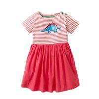 e87bf0ee639b Kidsalon Baby Girl Clothes Summer 2019 Girls Dress Unicorn Print Princess  Dress for Kids Designer Clothes for Girls