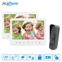 lcd de seguridad para el hogar con cable al por mayor-JeaTone 7