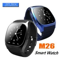 Wholesale sell used electronics for sale - Group buy M26 Smart Bluetooth Watch Explosive Electronic Commerce Mass Spot Factory Direct Selling Advantage Fashion High Quality Classic Style