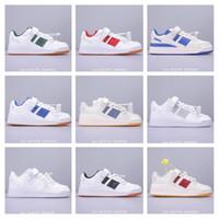 ingrosso tavole di scarpe di qualità-Stile nuovo forum LO Scuola pattini casuali respirabili delle scarpe da tennis da tavolo classici di alta qualità Mens donne che pareggiano sport del progettista calza il formato 36-44