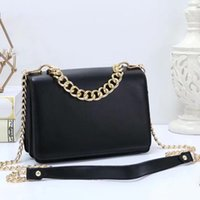 Wholesale handbag colors for sale - Group buy new handbags purses European and American style chain small square bag PU shoulder bag colors