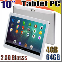 Wholesale mtk6582 tablet for sale - Group buy High quality inch MTK6580 D glasss IPS capacitive touch screen dual sim G GPS tablet pc quot android Octa Core GB GB G PB
