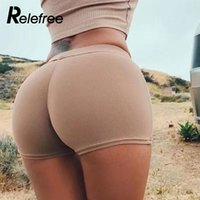 Wholesale yoga pants for men online - Women High Waist short Pants For Women Slimming Sports Yoga Fitness Shorts Sexy Hip Curve Slim Tummy Control Gym Athletic Shorts
