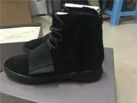 Wholesale discount outdoor sports resale online - Kanye West Bst Men s Bst Outdoor Sports High Board Running Shoes Discount Athletics Coach Training and Original Box