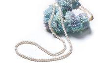 9mm runde perle großhandel-klassische 8-9mm runde südsee weiße perlenkette 24 zoll