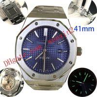 relojes mecánicos ultra delgados al por mayor-20 colores de lujo reloj mecánico para hombres 41 mm relojes automáticos de alta calidad .stainless acero cierre corchete correa ultrafina 12 mm cuerpo
