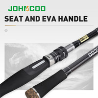 Wholesale hard lures bass fishing for sale - Group buy JOHNCOO Sea Bass Fishing Rod Carbon Spinning Fishing Pole Casting Rod M MH Power Portable g Lure Weight Strong Spinning