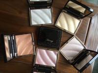 polvo de resaltado de sombreado al por mayor-NUEVO envío maquillaje iluminador 5 color resaltador surligneur resaltador envío gratis